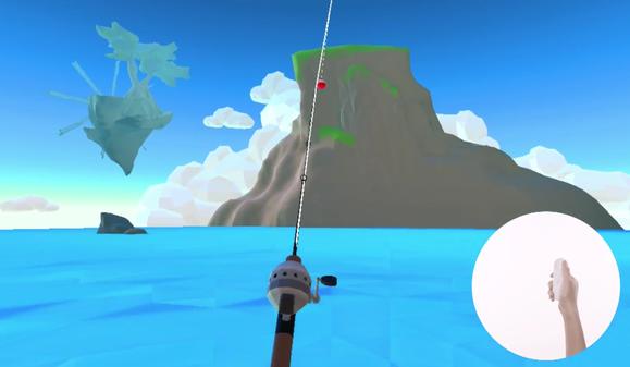 daydream fishing
