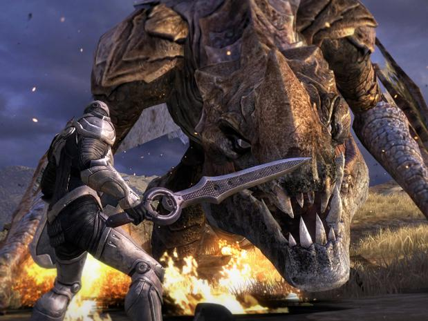 daydream games infinityblade