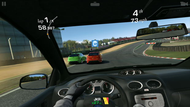daydream games realracing3
