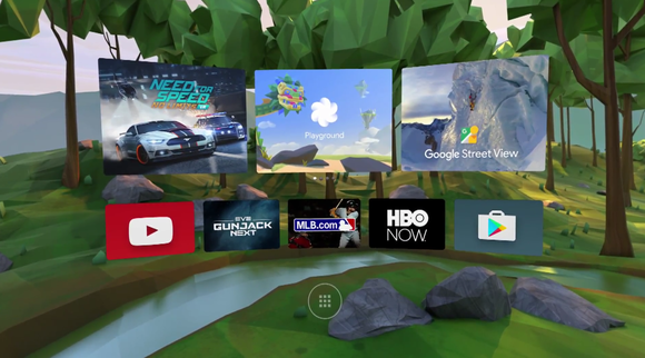 Google Daydream is a contrarian platform bet on mobile VR