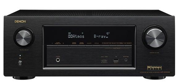 Denon's new AVR-X2300W