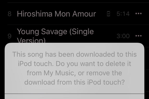 Apple Music doesn't delete your music files  Here's how it
