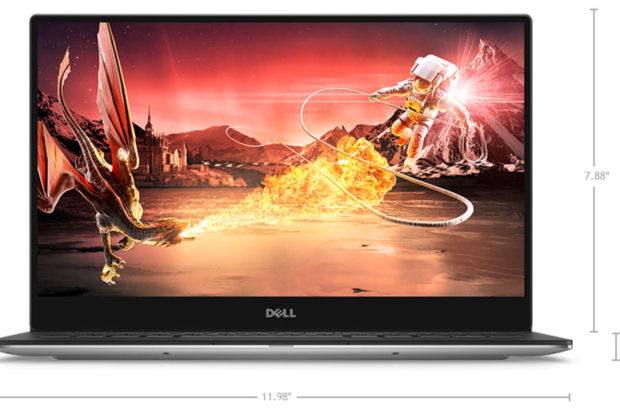 The Dell XPS 13 Developer Edition laptop is nearly perfect