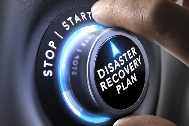 Ingredients Of An Effective Disaster Recovery Plan  Cio
