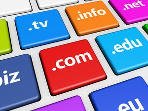 The evolution of the domain name