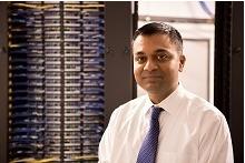 Eash Sundaram, JetBlue's CIO.