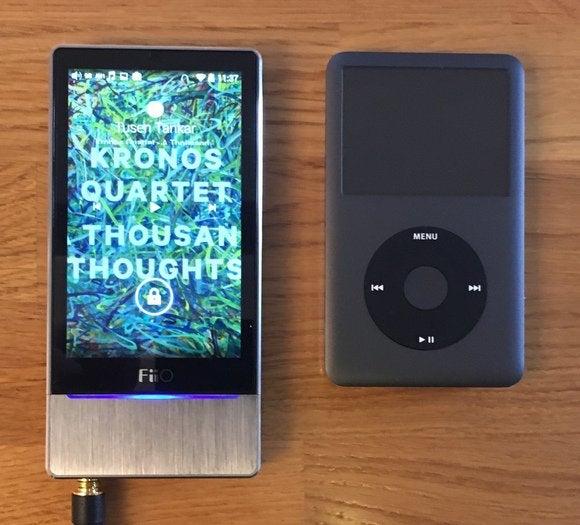 Apple iPod Classic 7th Gen vs FiiO X3-II: Reviews, Prices ...