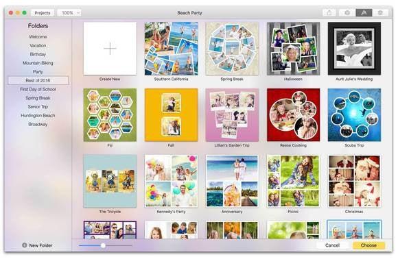 fotofuse folders