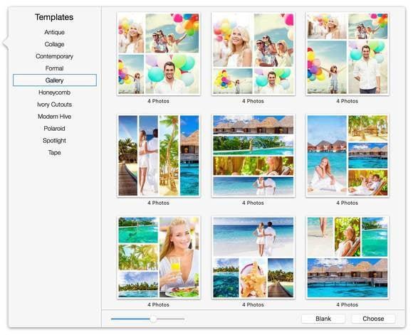 fotofuse templates