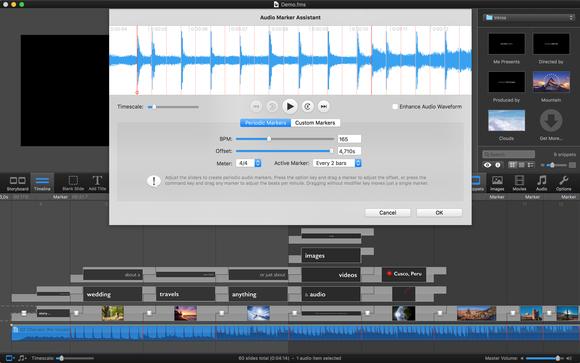 fotomagico 5 audio marker assistant