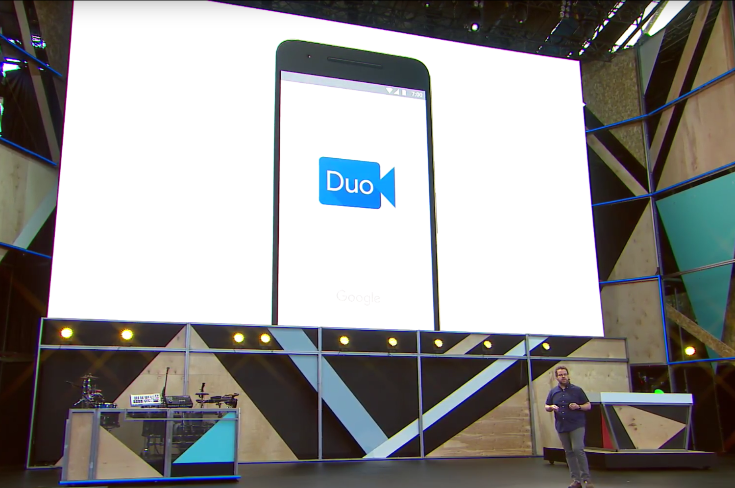 Google announces Duo, a video-calling app that's simpler