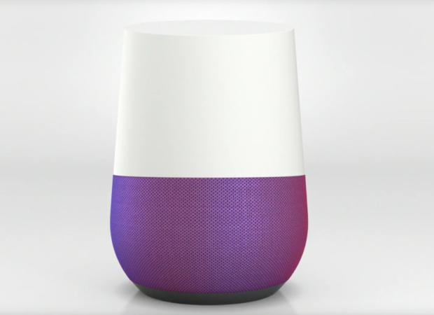 google home purple