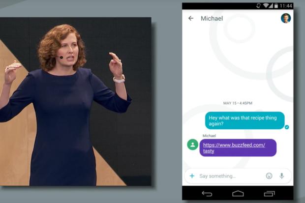 Google announces 'Daydream' platform for mobile VR