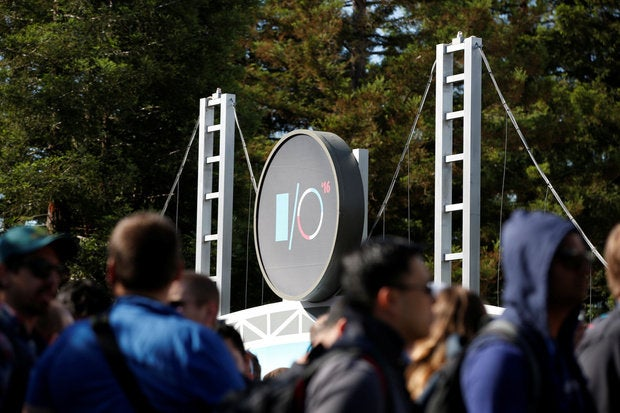 Google goes after the enterprise, but proof is MIA at I/O