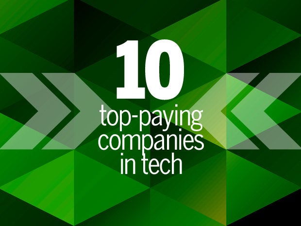 10 Best Paying Companies In Tech Cio