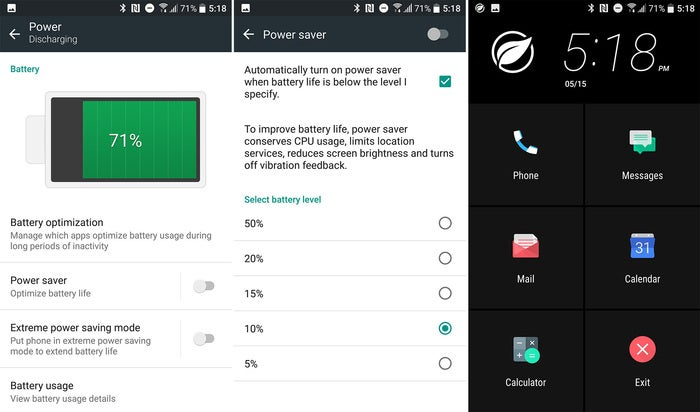 htc 10 tips power saving