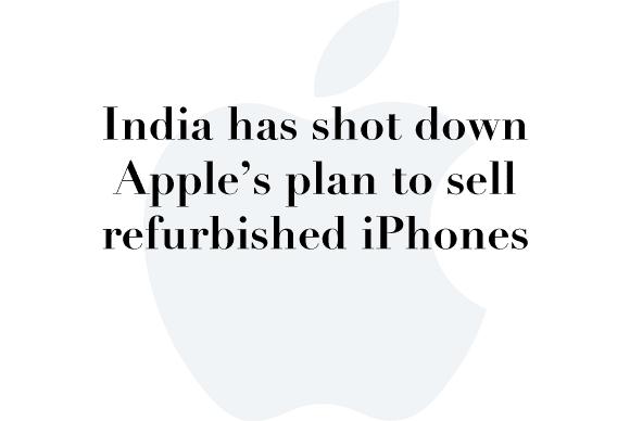 india refurb iphones