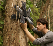 Installing rainforest sensor