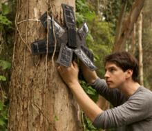 Installing rainforest sensor