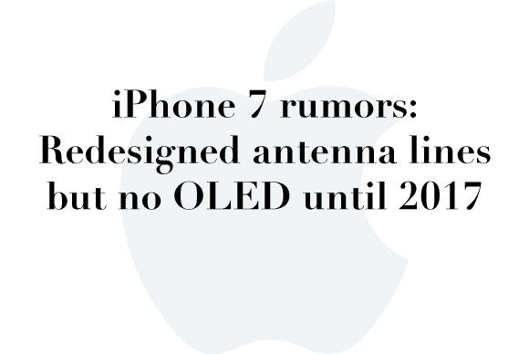 iphone 7 rumors may