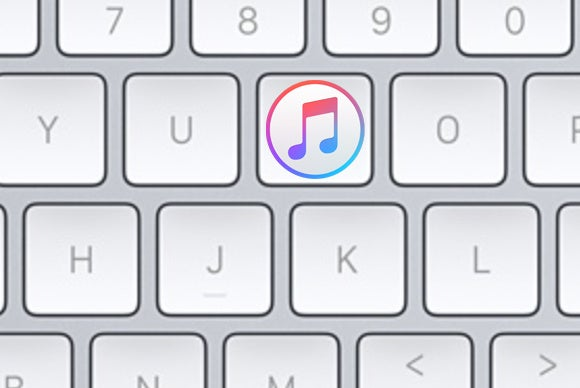 itunes keyboard