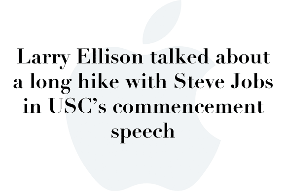 larry ellison speech