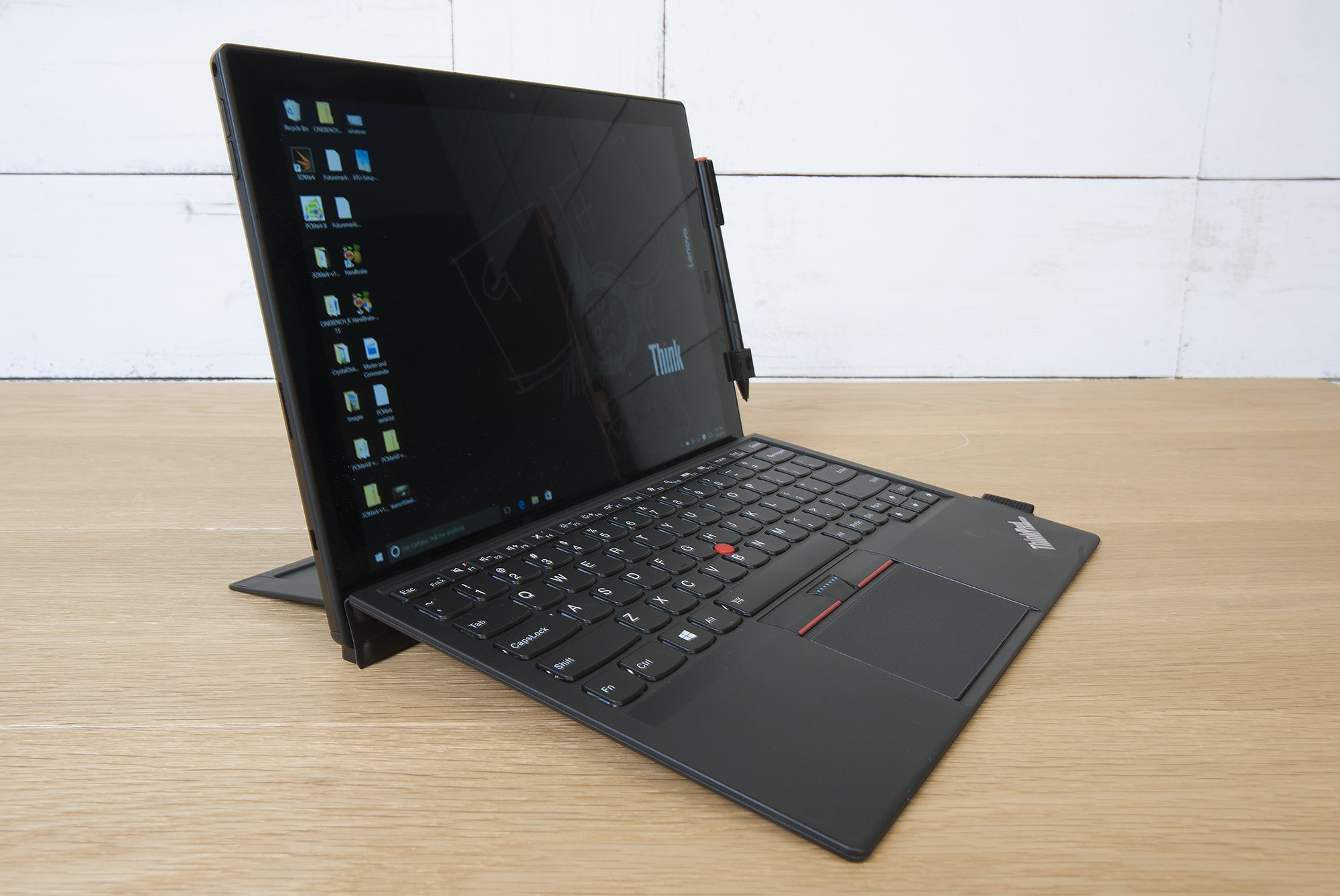Lenovo ThinkPad X1 Tablet review: Smart design makes up for
