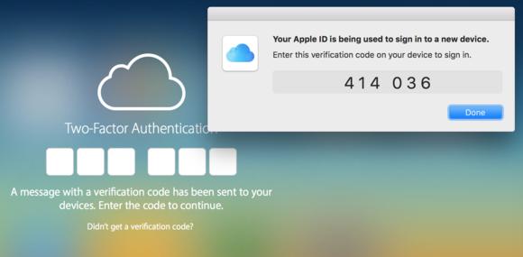 mac911 2fa from same device