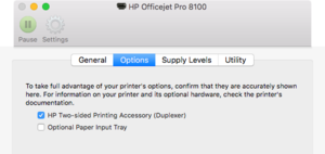 mac911 hp setup options printing