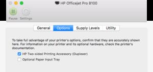 mac911 hp setup options printing