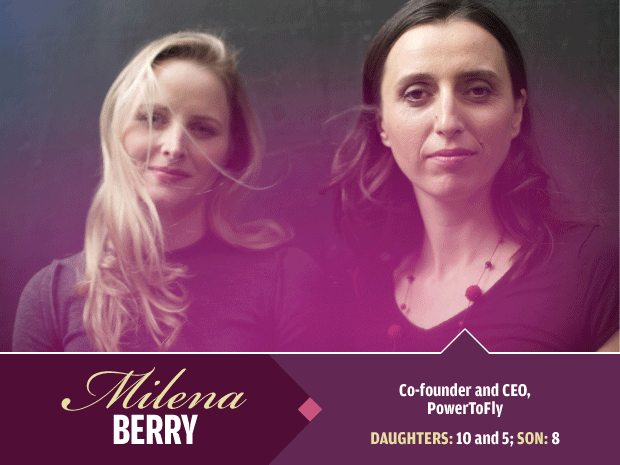 Mother's Day 2016 Tech Startups Powered by Moms :: Milena Berry