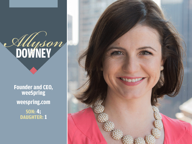 Mother\'s Day 2016 Tech Startups Powered by Moms :: Allyson Downey