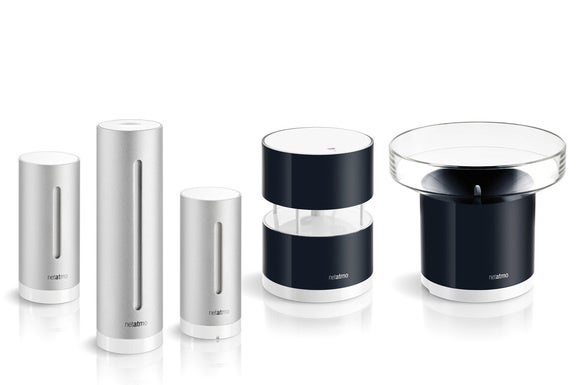 netatmo weather station review a weather station for connected homes. Black Bedroom Furniture Sets. Home Design Ideas