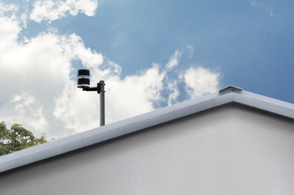 Netatmo Weather Station Review A Weather Station For