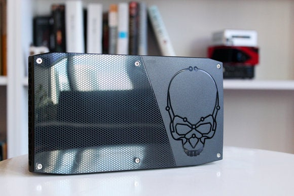 Intel NUC6i7KYK (Skull Canyon) Beauty Shot
