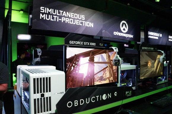 nvidia simultaneous multi projection
