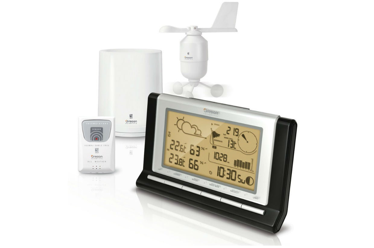 Best home weather station: Which should be your personal weatherman? #90773B