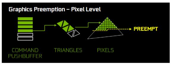 pascal pixel level preemption