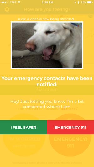 planet 911 yellow alert
