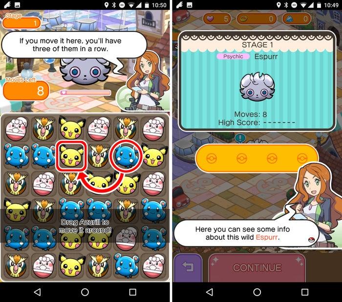 play awards pokemon