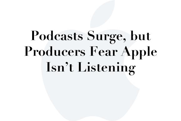 podcast surge