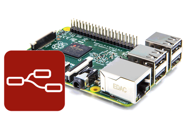 raspberry pi 2 node red