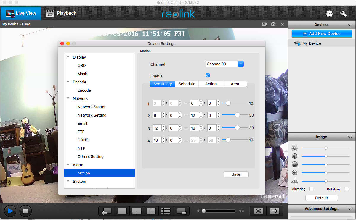 Reolink RLC-410 security camera review: Great features and