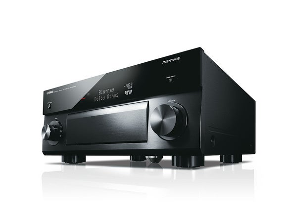 Yamaha's new AVENTAGE RX-A3060 receiver