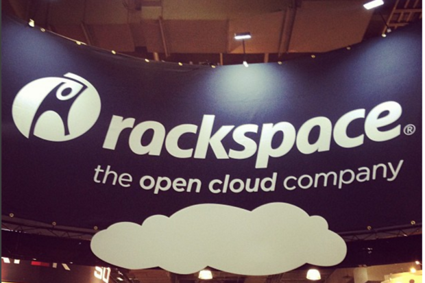Rackspace cloud IaaS open source