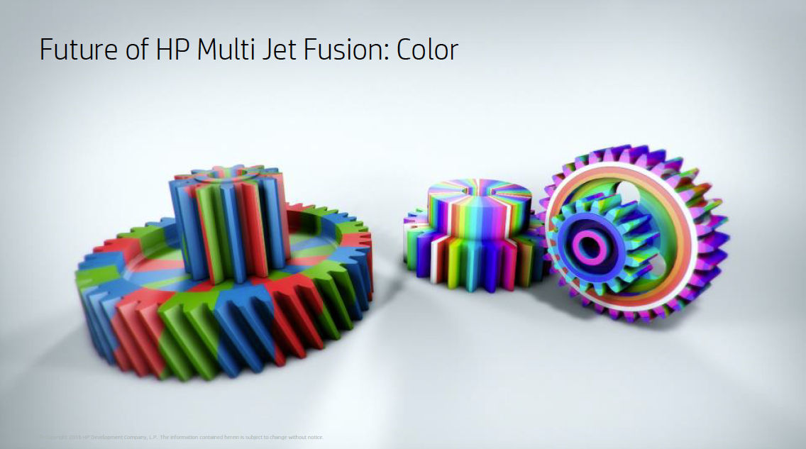 Hp Begins Selling Its Jet Fusion 3d Printer Says It S 50