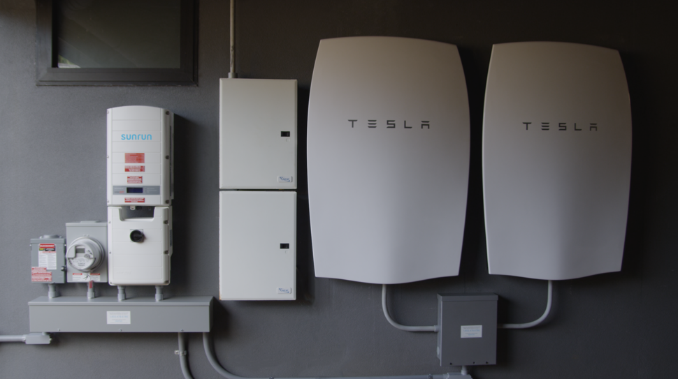 Big Batteries For Every Home And Business Energy Storage