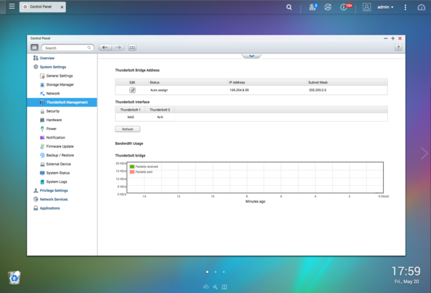 QNAP NAS also does DAS via Thunderbolt | Network World