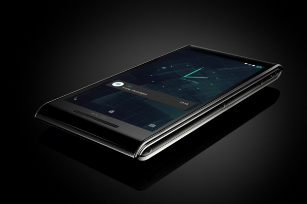 Sirin Labs unveils luxury smartphone for security-conscious traveling executives