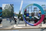 Here's a look inside Google I/O's playground for developers